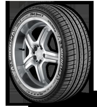 Pilot Sport 3 Tires